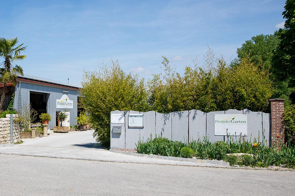 Projekt Garten zwischen Dingolfing und Landau